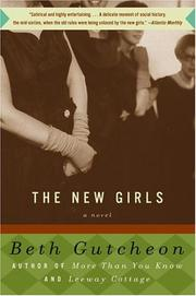 Cover of: The new girls | Beth Richardson Gutcheon