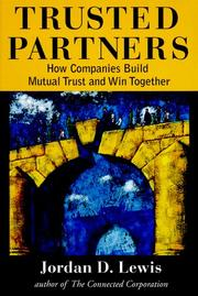 Cover of: Trusted Partners