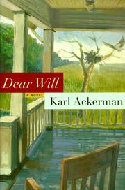 Cover of: Dear Will