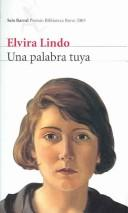 Cover of: Una palabra tuya