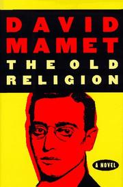 Cover of: The Old Religion