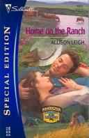 Cover of: Home on the ranch