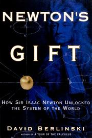 Cover of: Newton's Gift | David Berlinski