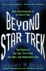 Cover of: Beyond Star Trek