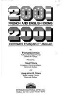 Cover of: 2001 French and English idioms =