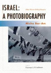 Cover of: Israel, a photobiography