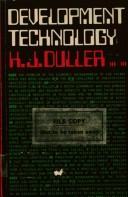 Cover of: Development technology | H. J. Duller