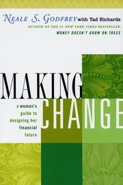 Cover of: Making Change | Neale S. Godfrey
