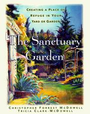 Cover of: The sanctuary garden