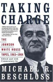 Cover of: Taking Charge | Michael R. Beschloss