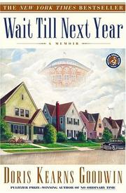 Cover of: Wait till next year