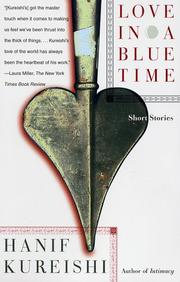 Cover of: Love in a Blue Time | Hanif Kureishi