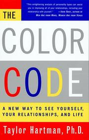 Cover of: The Color Code | Dr. Taylor Hartman