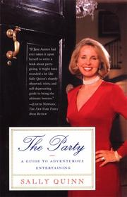Cover of: The party