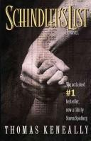 Cover of: Schindler's list