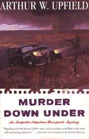 Cover of: Murder down under | Arthur William Upfield