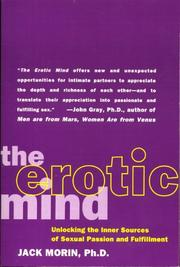 Cover of: The Erotic Mind | Jack Morin