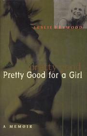 Cover of: Pretty good for a girl