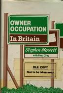 Cover of: Owner-occupation in Britain