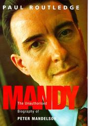 Cover of: Mandy | Paul Routledge
