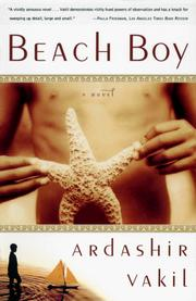 Cover of: Beach Boy | Ardashir Vakil
