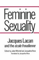 Feminine sexuality by Lacan, Jacques