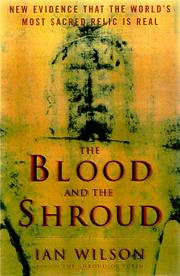 Cover of: The blood and the shroud
