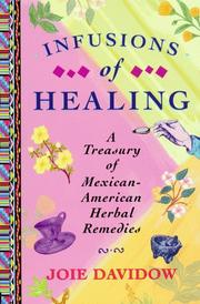 Cover of: Infusions of Healing