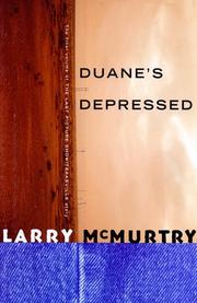 Cover of: Duane's depressed: A Novel