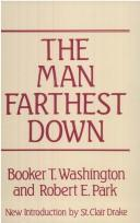 Cover of: man farthest down | Booker T. Washington