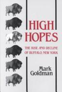 Cover of: High hopes | Goldman, Mark