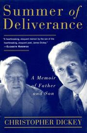 Cover of: Summer Of Deliverance