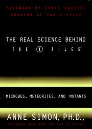 Cover of: The Real Science Behind the X-Files