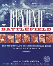 Cover of: Beyond the Battlefield