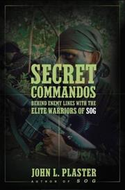 Cover of: Secret commandos