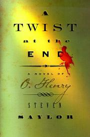 Cover of: A twist at the end | Steven Saylor