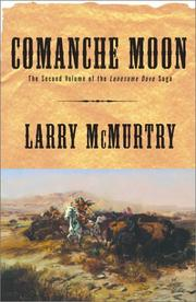 Cover of: Comanche moon: A Novel