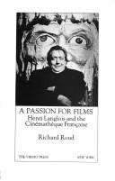 Cover of: A passion for films