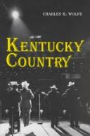 Cover of: Kentucky country