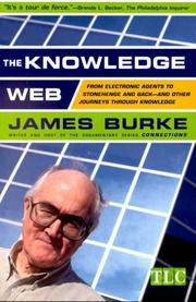Cover of: The Knowledge Web  | James Burke