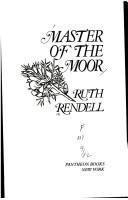 Cover of: Master of the Moor