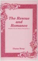 Cover of: escue and romance | Diana Reep