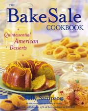 Cover of: The Bake Sale Cookbook