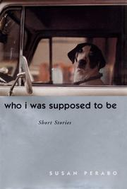 Cover of: Who I Was Supposed to Be