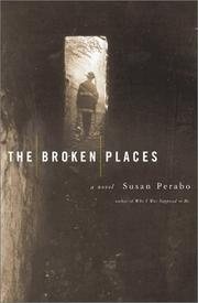 Cover of: The broken places