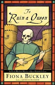 Cover of: To Ruin a Queen