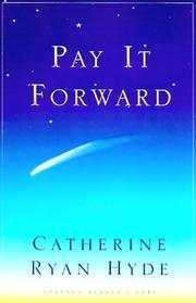 Cover of: Pay it forward: A Novel