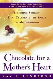 Cover of: Chocolate for a Mother