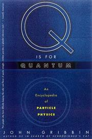 Cover of: Q Is for Quantum