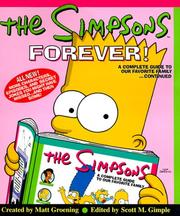 "Cover of: The ""Simpsons"" Forever"